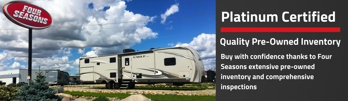 Used RVs For Sale in Virden, MB & Regina, SK | RV Dealer