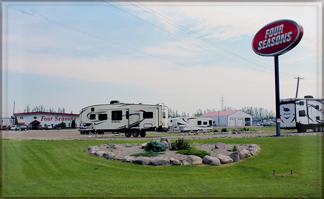 RV Four Seasons Sales in Virden, MB | RV Dealer